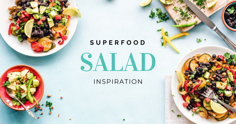 Superfood Salad Inspiration