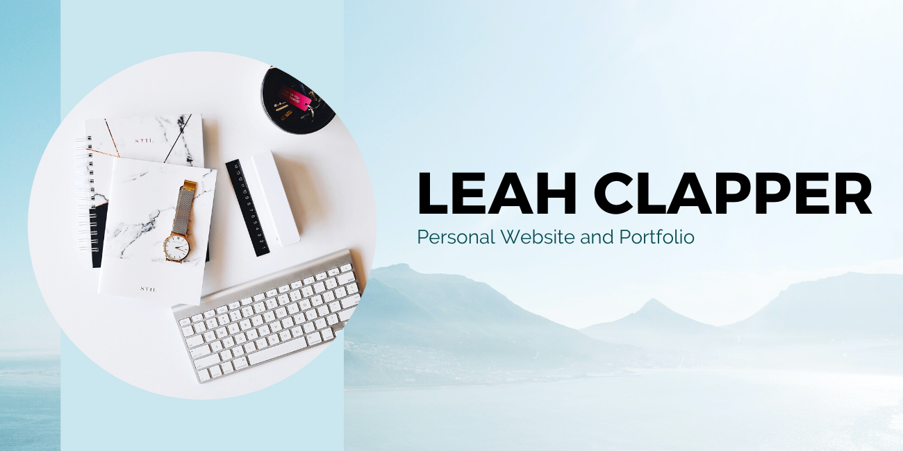 Leah Clapper Personal Website
