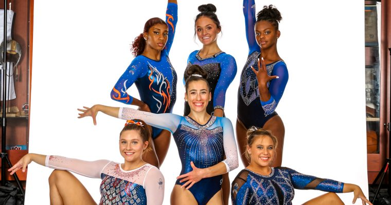 Gators Gymnastics Legacy Video