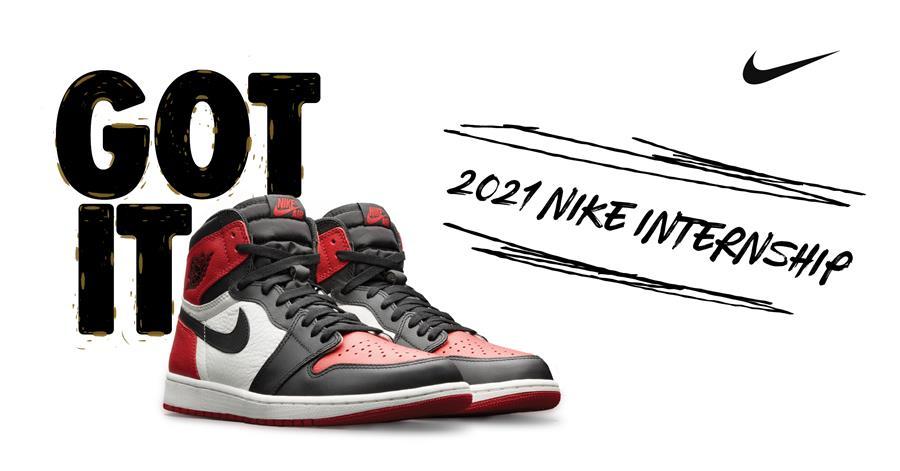 Nike Summer Internship